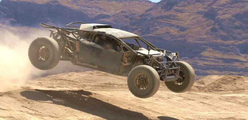 Believe It Or Not, This Off-Road Beast Is A Lamborghini Huracan