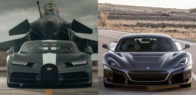 Bugatti And Rimac Officially Join Forces, Become Bugatti-Rimac