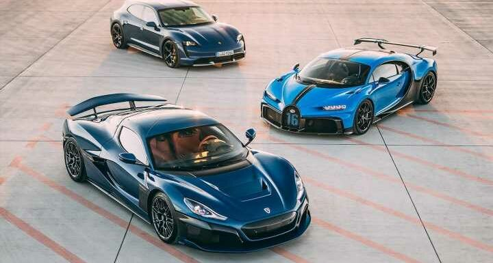 Bugatti Rimac confirmed as new company