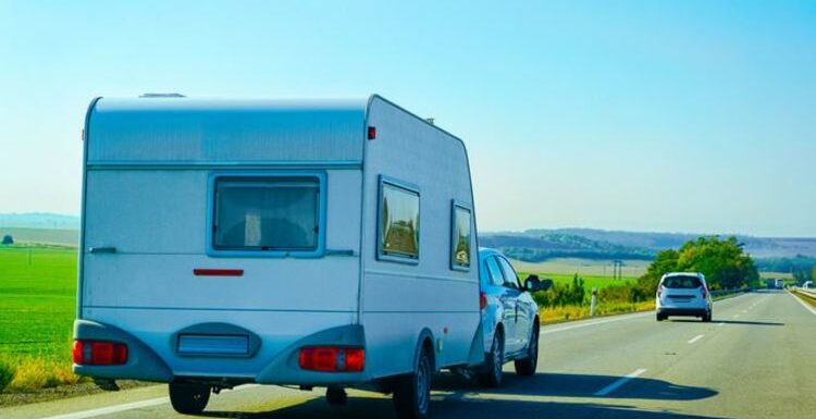 Caravan and motorhome owners face fines due to number plate rule