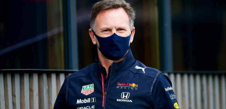 Christian Horner tells FIA 'deal with it' after Hamilton/Verstappen clash   Planet F1