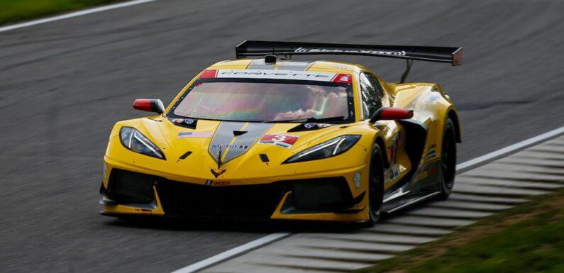 Corvette, Aston Martin Take Top Spots at IMSA WeatherTech Series Lime Rock GT Race