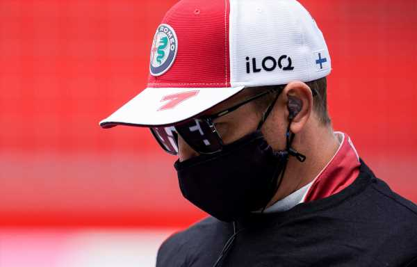 Coulthard questions if it is time for Kimi Raikkonen to quit