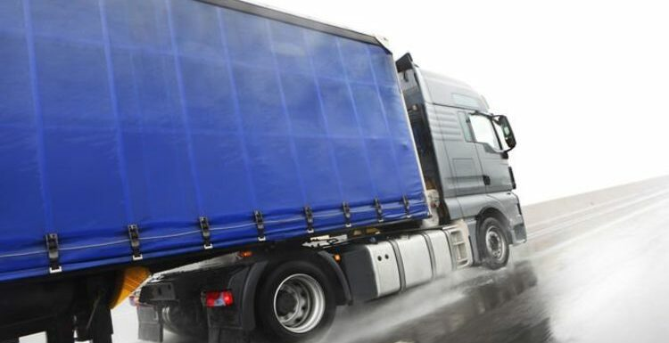 Department for Transport trialling 'more sustainable' zero emission road freight with HGVs