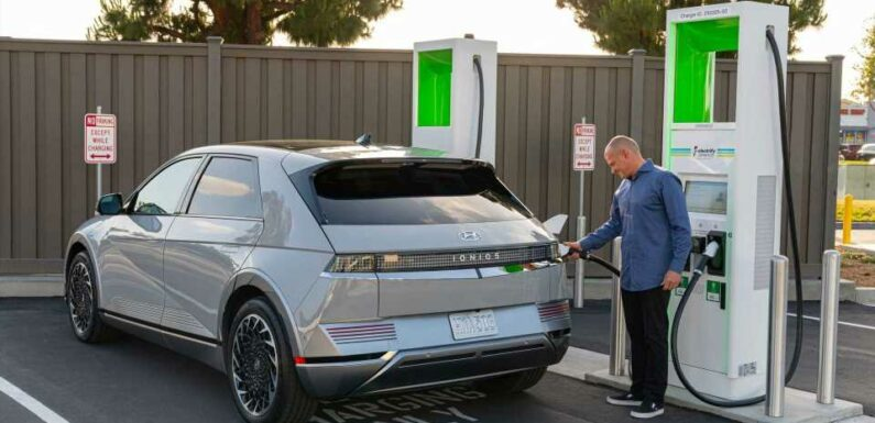 EV Charging Infrastructure Growth Isn't About Replacing Gas Stations