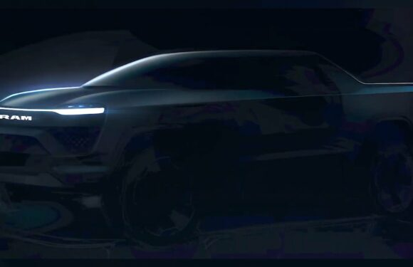 Electric Ram 1500 Pickup Truck Coming in 2024