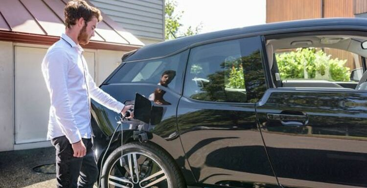 Electric car charging stations installed on driveways must meet new rules