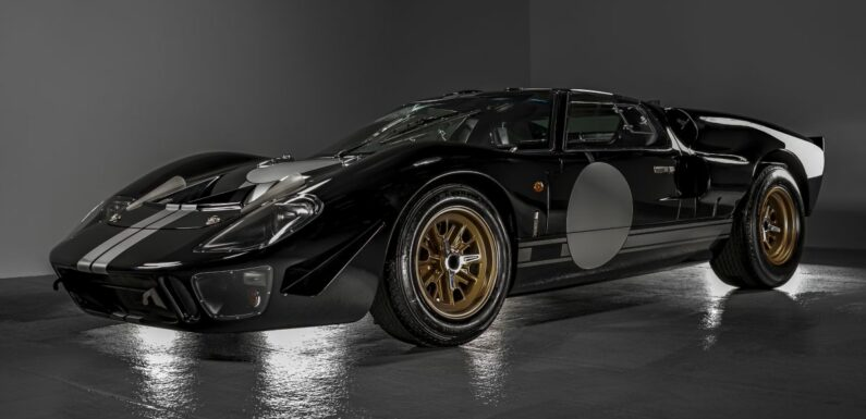 Everrati and Superformance team up for electric GT40 – paultan.org