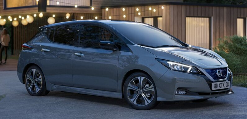 Everything you need to know about the Nissan LEAF