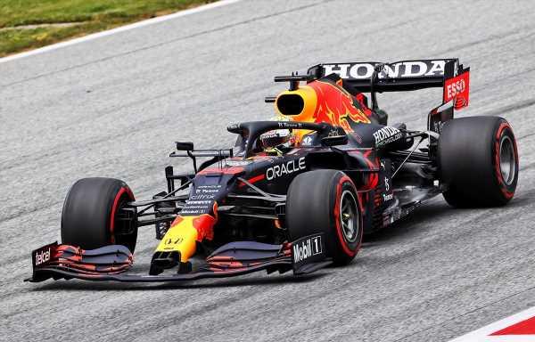 FP1: Max Verstappen picks up where he left off in Austria