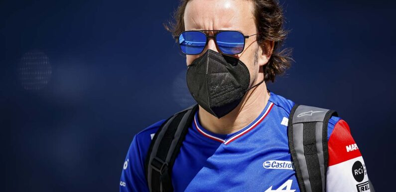 Fernando Alonso: 'I will be on the dark side this time'