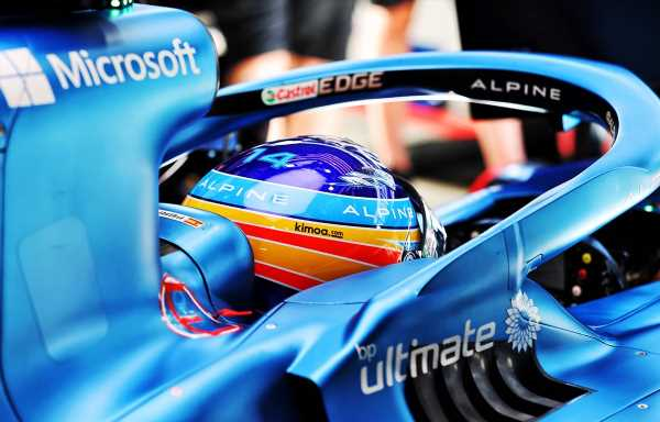 Fernando Alonso: Feeling more of a racer again