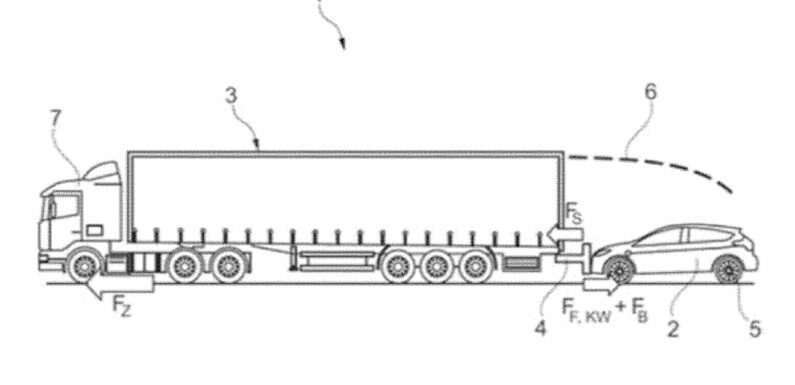 Ford Looking at Charging EVs by Flat Towing Them