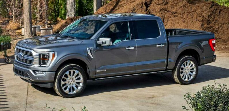 Ford Might Ship Unfinished Vehicles For Dealers To Complete