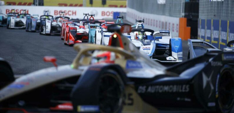 Formula E Underscores Challenges of EV Racing and Series' Own Sustainability