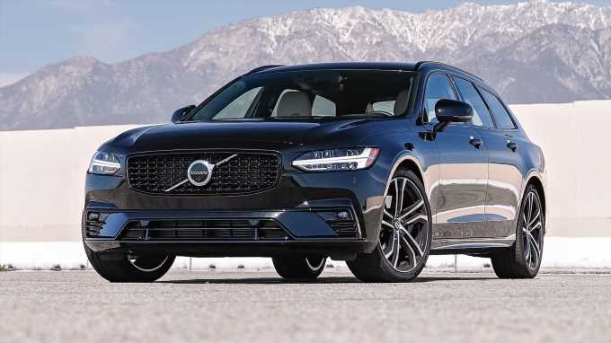 From Special-Order-Only to No-Orders-Forever, Volvo's V90 Wagon Is Discontinued In U.S.