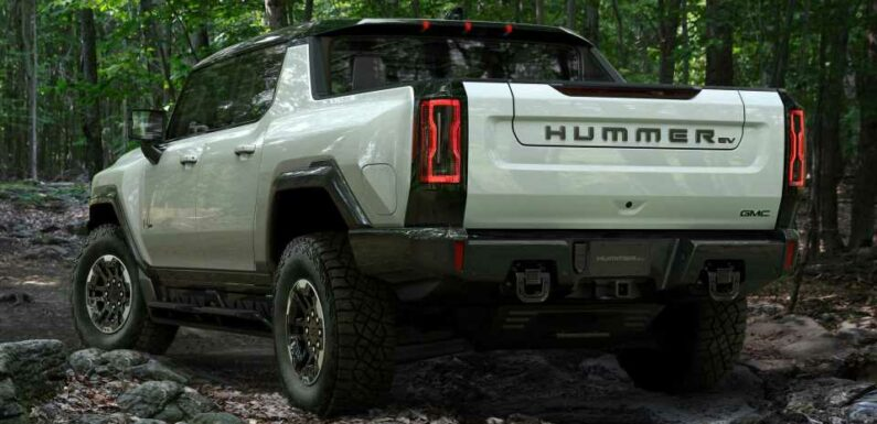 GMC Explains Why Hummer EV Truck Will Arrive Earlier Than The SUV