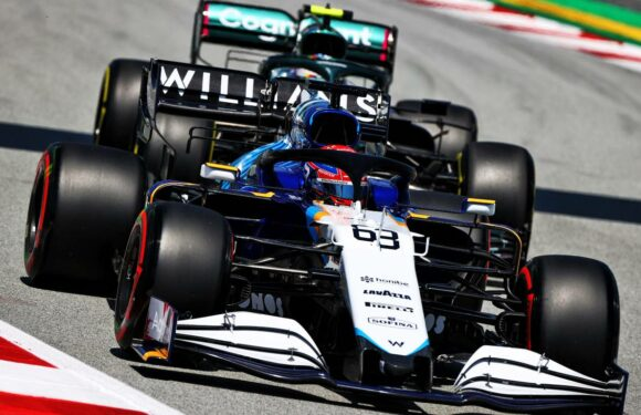 Guenther Steiner: Mercedes have a plan for 'exceptional' George Russell