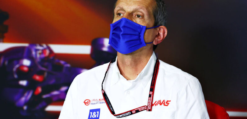 Guenther Steiner laughs off Dmitry Mazepin team boss rumours