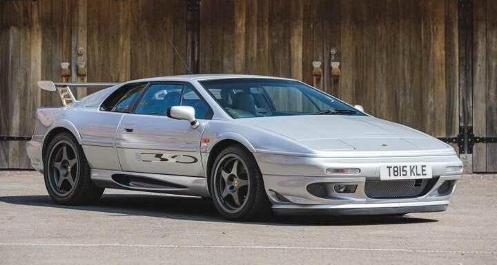 Hammond's Esprit Sport 350 goes to auction