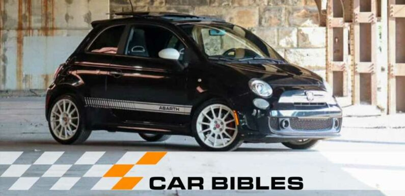 Here's What It Really Cost to Get <em></noscript>Car Bibles'</em> Cheap Fiat Abarth Driving Nicely