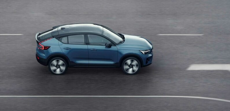 Here's How Much the Volvo C40 Recharge Will Cost