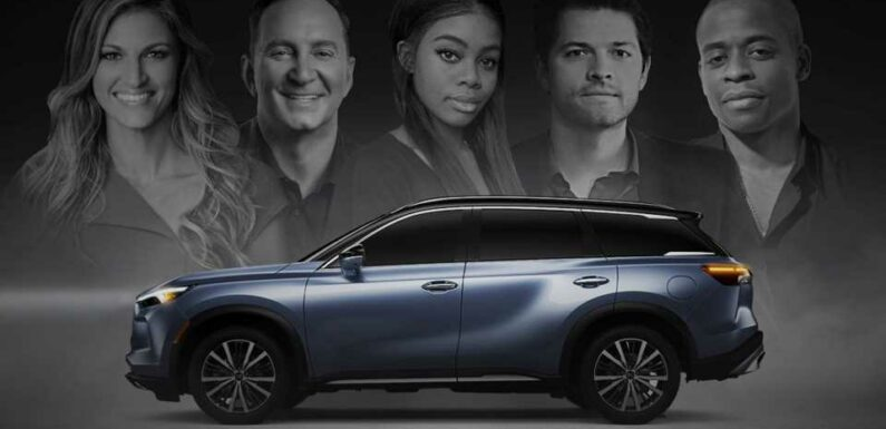 Infiniti Hired Celebrities to Answer Your Questions About the 2022 QX60
