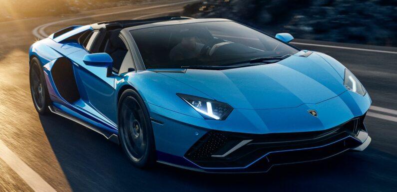 Lamborghini CEO says Aventador's successor will feature a V12 with PHEV tech, discusses future models – paultan.org