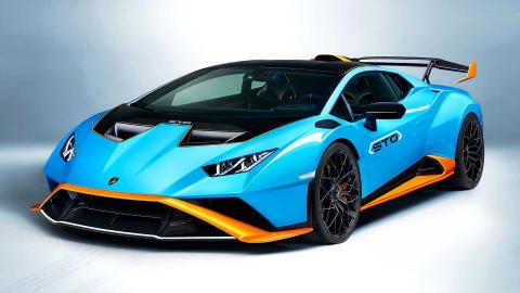 Lamborghini Huracan STO to be launched in India on July 15