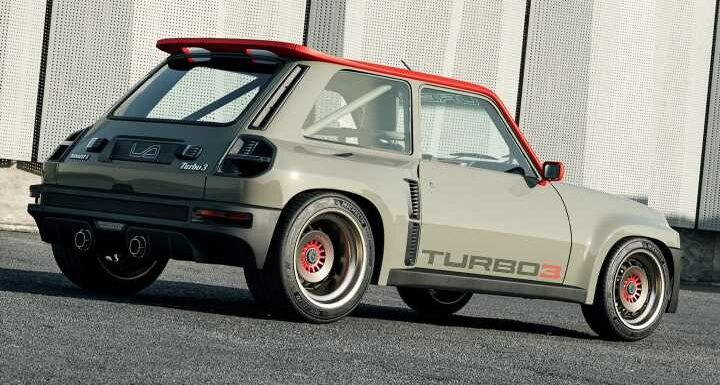 Legende Automobiles reveals the 'Turbo 3'