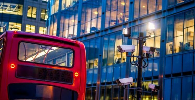 London to install 50 new smart cameras to 'tackle danger hotspots' across the capital