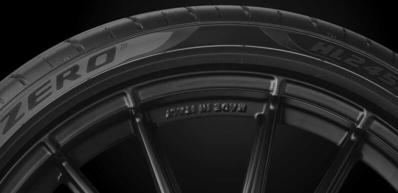Lucid Air To Debut Pirelli's New P Zero HL Tire For EVs