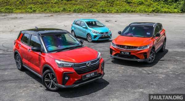 Malaysia 1H 2021 auto sales – state of affairs at half time: Perodua share below 40%, Mitsu biggest gainer – paultan.org