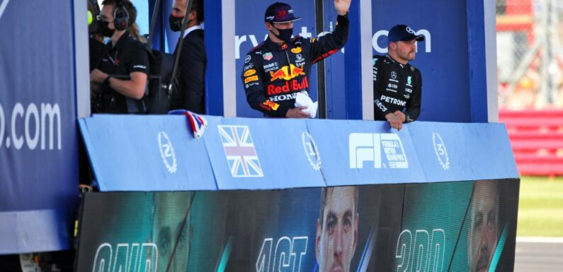 Max Verstappen: Sprint qualy win 'not a proper pole position'   Planet F1