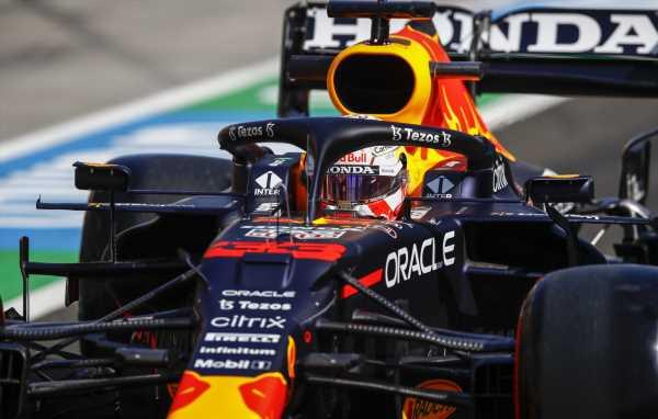 Max Verstappen's crash engine 'working as normal'