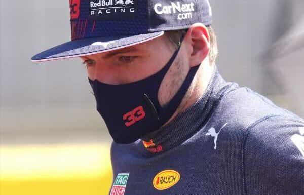 Max Verstappen's seat was broken in 51G crash