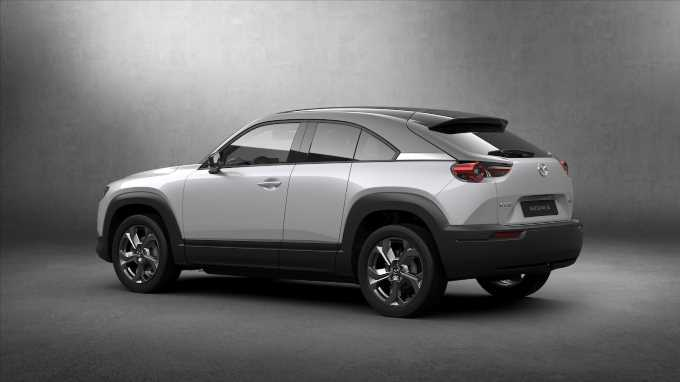 Mazda MX-30 Rotary Engine Range Extender on Hold: Report