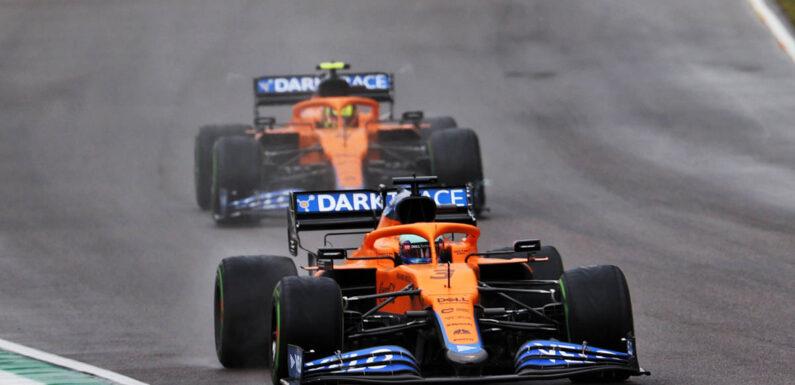 McLaren 'super impatient' for completion of new facilities
