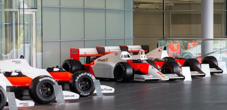 McLaren Group receive £550m in new investment | Planet F1