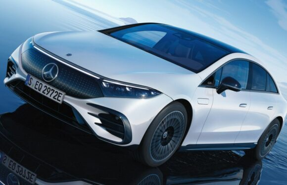 Mercedes-Benz EQS' rear-wheel steering offered as a RM2.4k/year subscription in Germany, free in the US – paultan.org