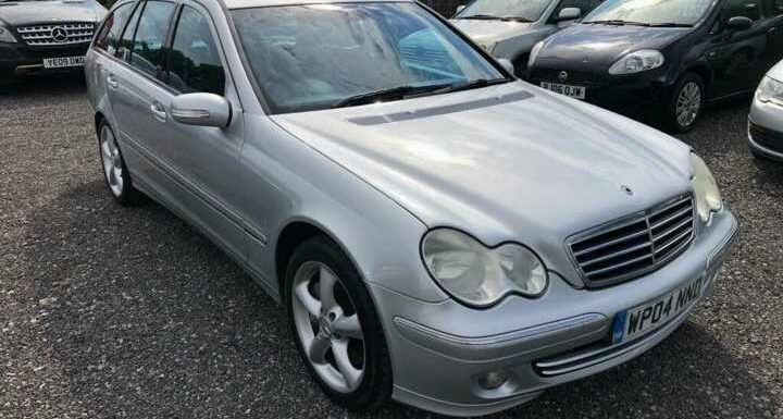 Mercedes C230 Estate   Shed of the Week