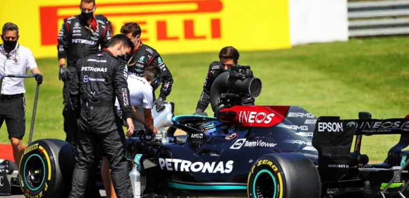 Mercedes explain their improved Silverstone pace | Planet F1