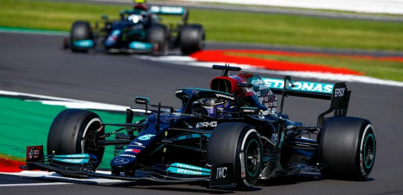 Mercedes hint W12 may yet be upgraded further | Planet F1