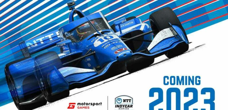 Motorsport Games Signs Agreement To Bring The Official IndyCar Game To Market