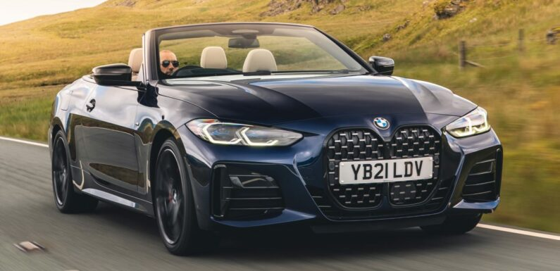 New BMW M440i Convertible 2021 review