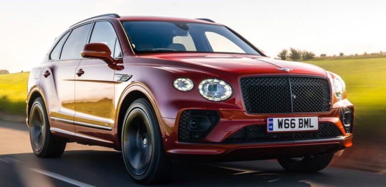 New Bentley Bentayga Hybrid 2021 review