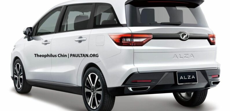 New Perodua Alza D27A expected to launch by end-2021, says vendor – next-gen to have DNGA, turbo? – paultan.org