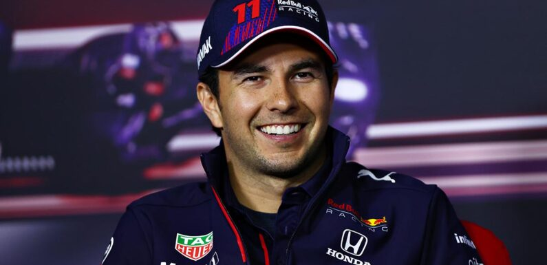 New Red Bull deal is in the pipeline for Sergio Perez