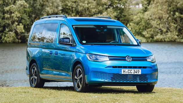 New Volkswagen Caddy California 2021 review