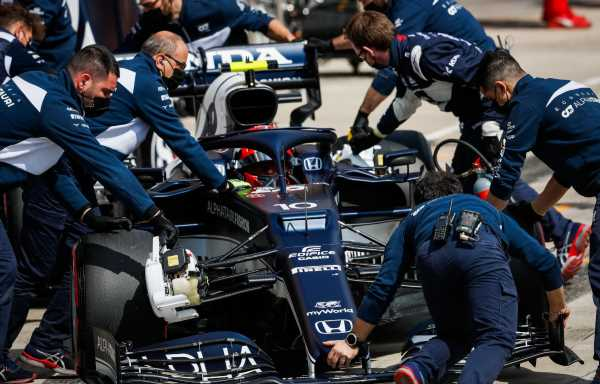 Pierre Gasly calls for team to revise strategy decisions